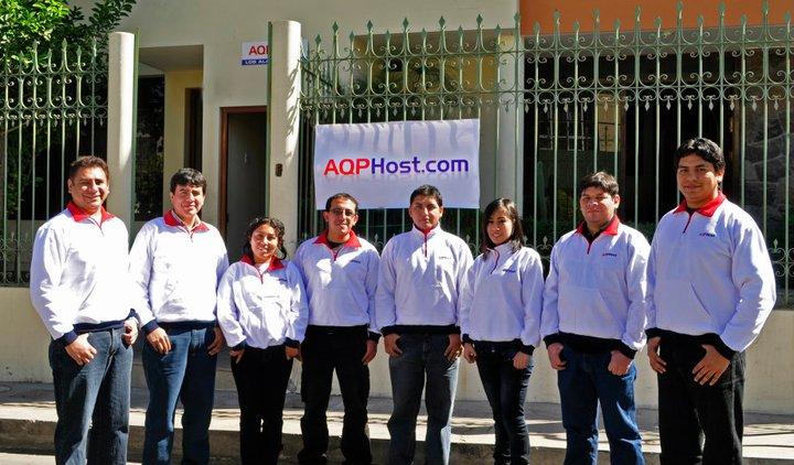 nosotros somos AQP dominios A1